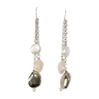 12ac5771588b7 Baroque Pearl Rope with Removable Natural Shell Pendant - Empress ...